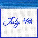 july fourth