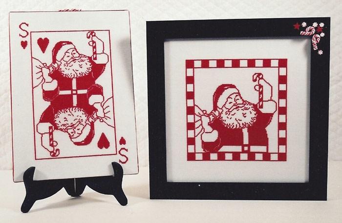Santa's Celebration and Santa of Hearts