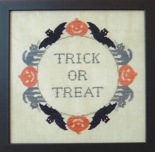 Trick-or-Treat Circle