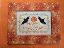 Batty Halloween #BH100